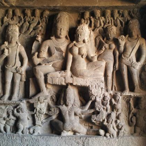 The Ajanta Caves: Ancient Temples Carved from Rock