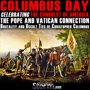 Columbus Day – Celebrating the Conquest of America