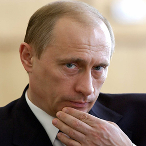 Putin and the Worship ofAuthority