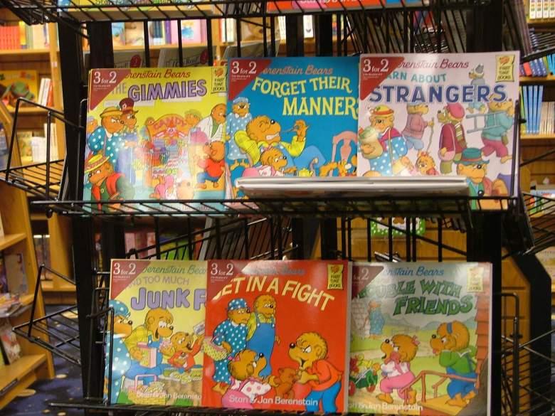 Berenstain Bears books. (Flickr/Laura)